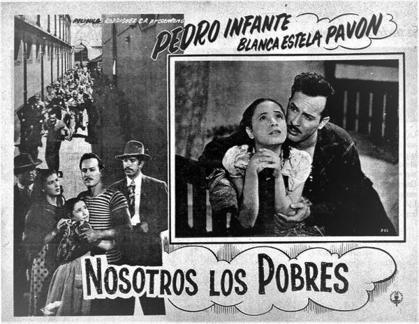 Reseña de Nosotros los pobres, Ismael Rodríguez.